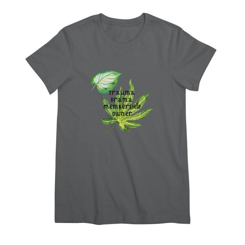 Trauma! Women's T-Shirt by gasponce