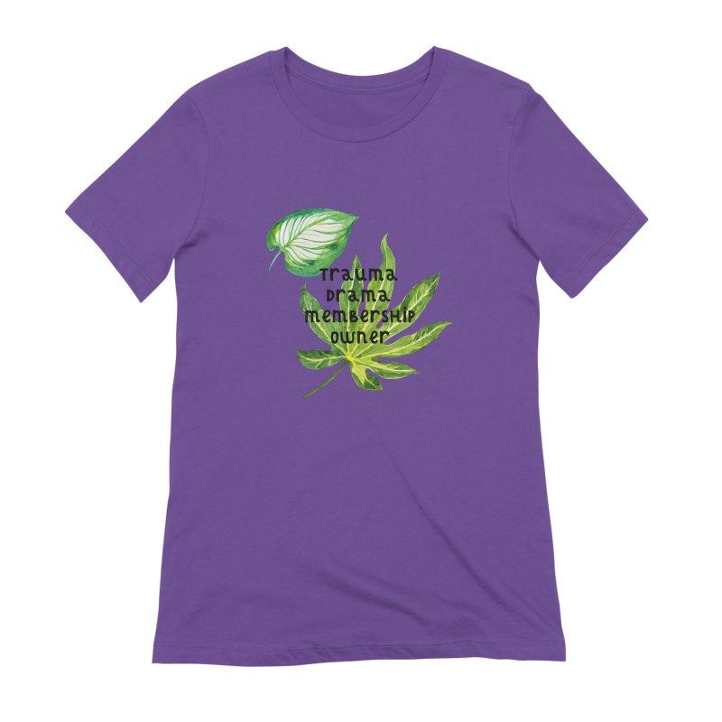 Trauma! Women's Extra Soft T-Shirt by gasponce