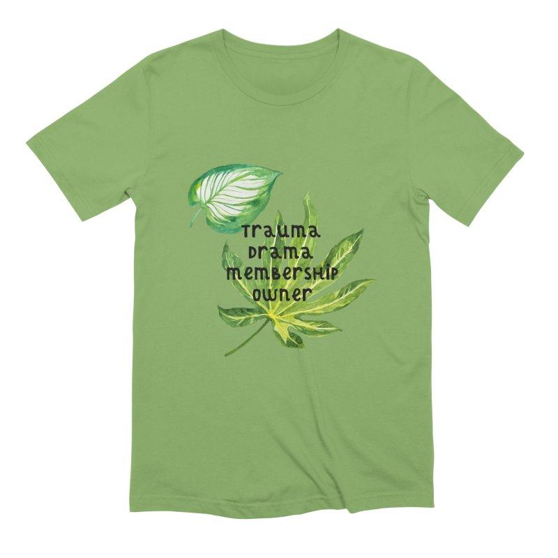 Trauma! Men's Extra Soft T-Shirt by gasponce