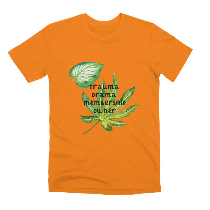 Trauma! Men's Premium T-Shirt by gasponce