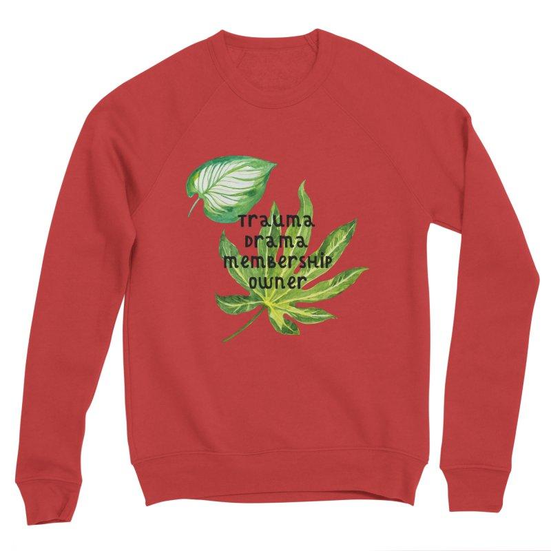 Trauma! Men's Sponge Fleece Sweatshirt by gasponce