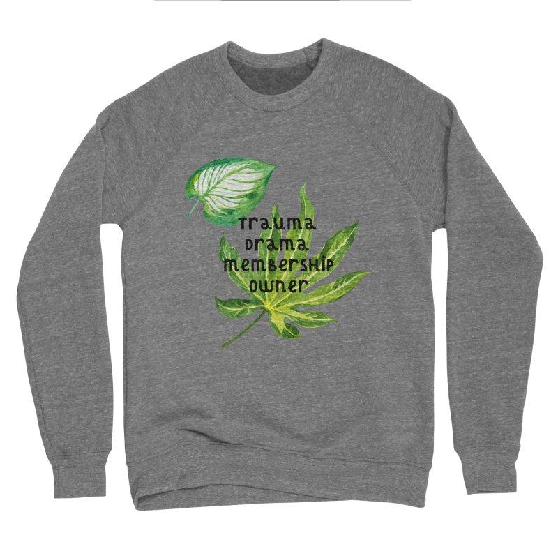 Trauma! Women's Sponge Fleece Sweatshirt by gasponce