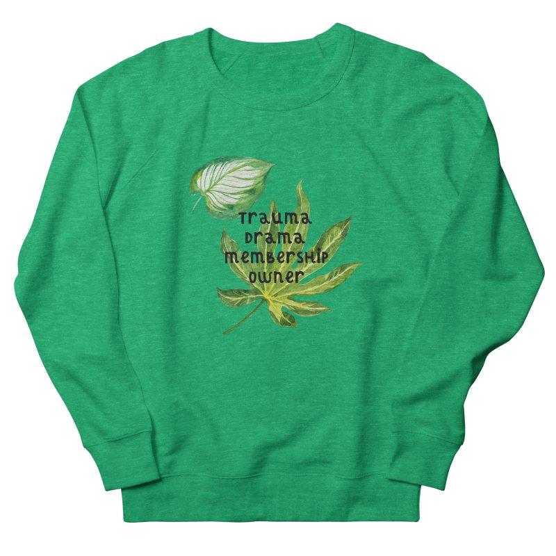 Trauma! Women's Sweatshirt by gasponce