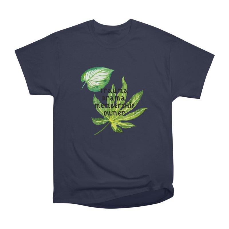 Trauma! Women's Heavyweight Unisex T-Shirt by gasponce