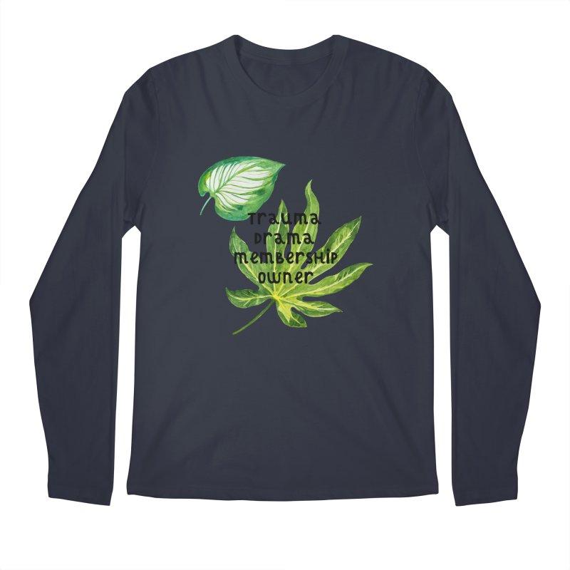 Trauma! Men's Regular Longsleeve T-Shirt by gasponce