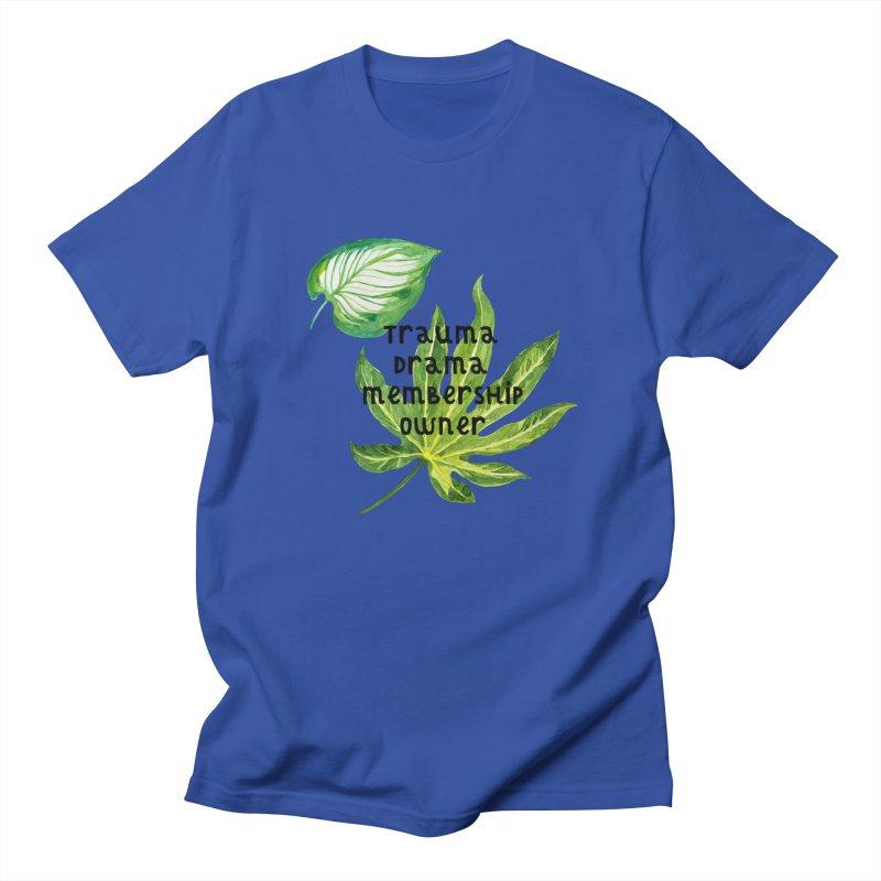 Trauma! Men's Regular T-Shirt by gasponce