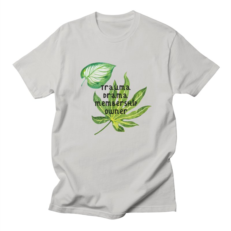 Trauma! Women's Regular Unisex T-Shirt by gasponce