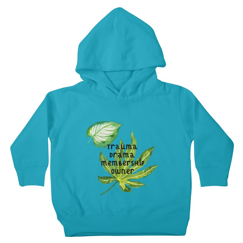 Trauma! Kids Toddler Pullover Hoody by gasponce