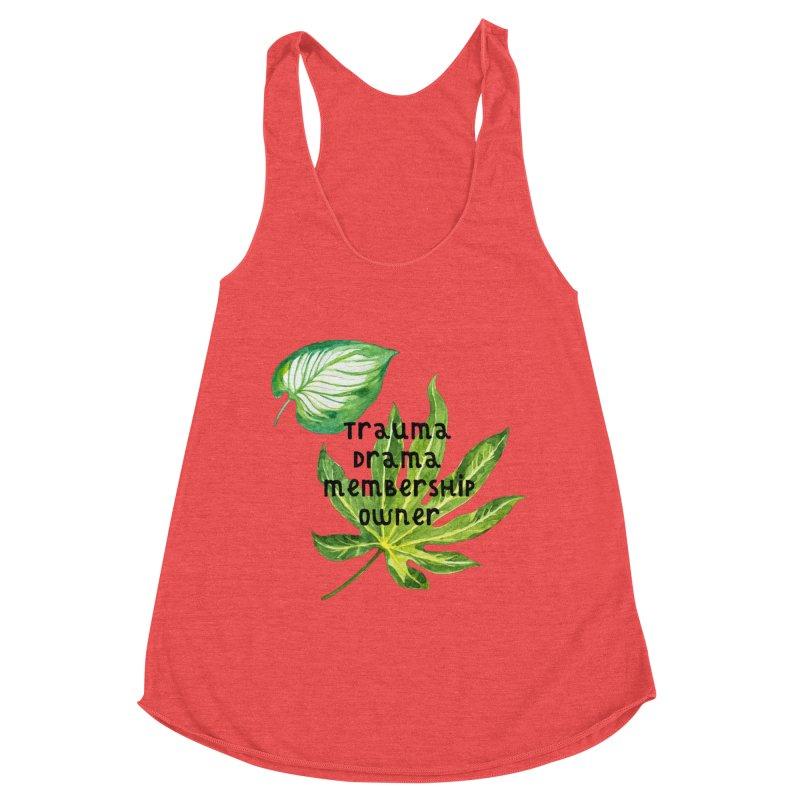 Trauma! Women's Tank by gasponce