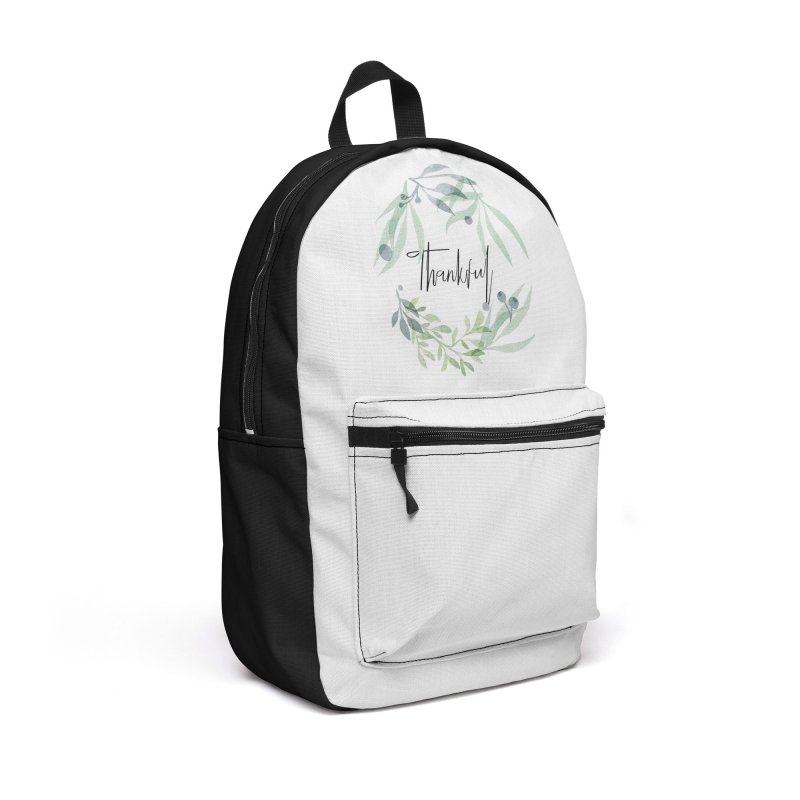 THANKS! Accessories Backpack Bag by gasponce