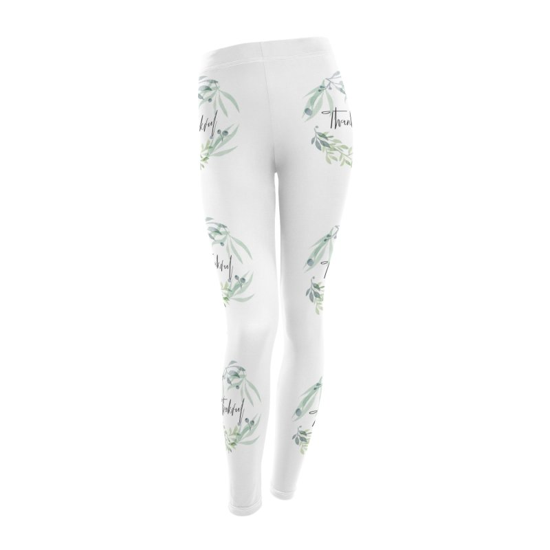 THANKS! Women's Leggings Bottoms by gasponce