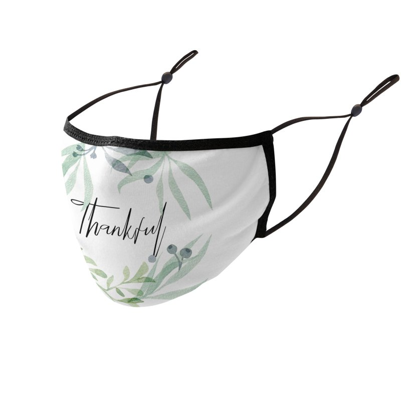 THANKS! Accessories Face Mask by gasponce