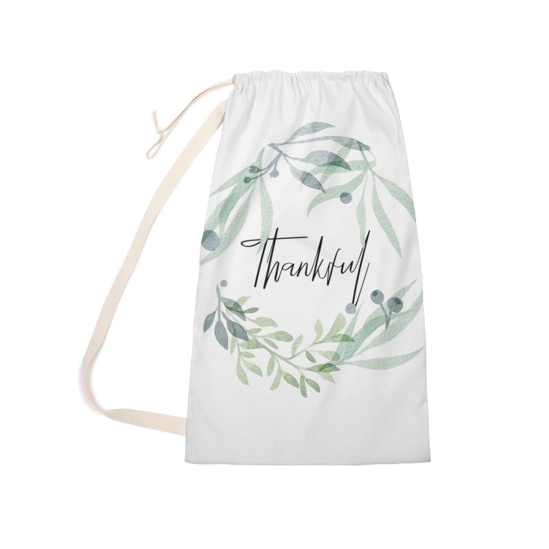 THANKS! Accessories Bag by gasponce