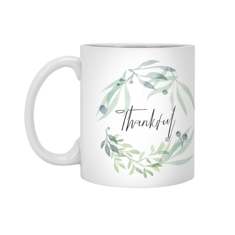 THANKS! Accessories Standard Mug by gasponce