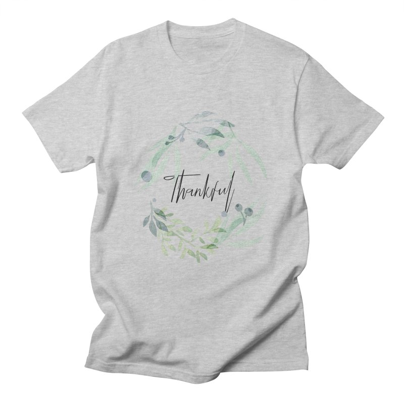 THANKS! Men's T-Shirt by gasponce
