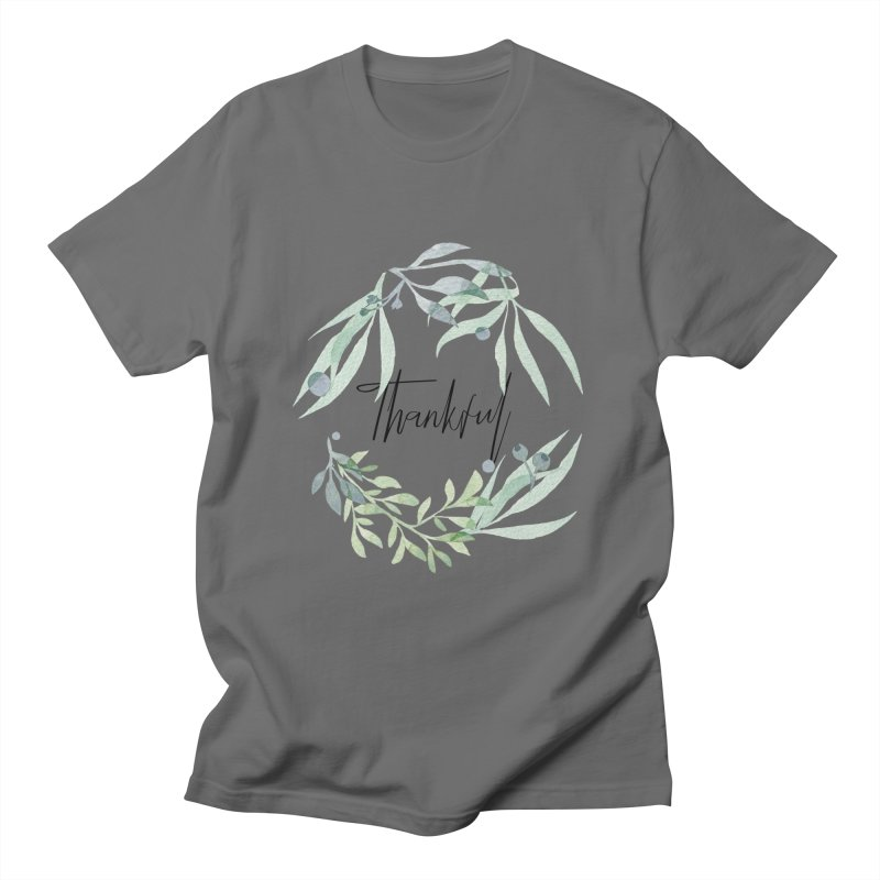 THANKS! Women's T-Shirt by gasponce