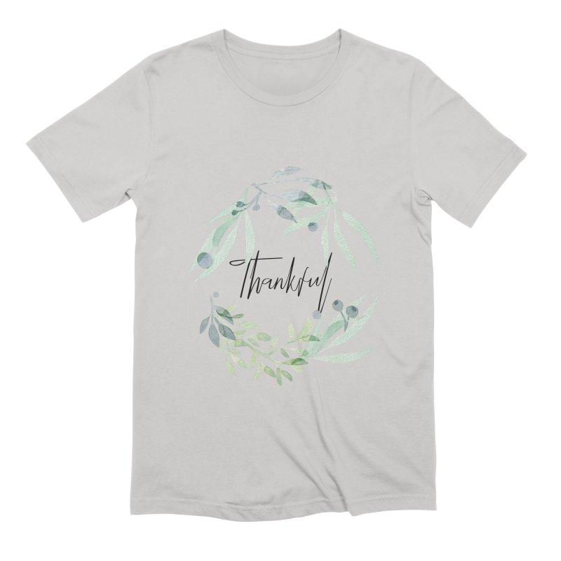 THANKS! Men's Extra Soft T-Shirt by gasponce