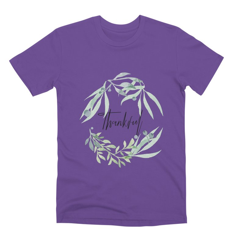 THANKS! Men's Premium T-Shirt by gasponce