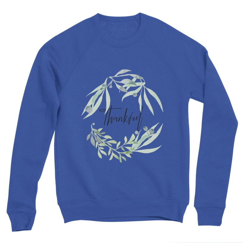THANKS! Women's Sponge Fleece Sweatshirt by gasponce