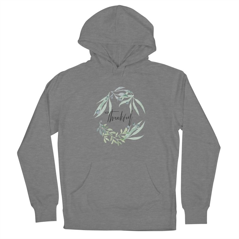 THANKS! Women's Pullover Hoody by gasponce