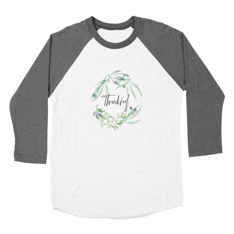 THANKS! Women's Longsleeve T-Shirt by gasponce