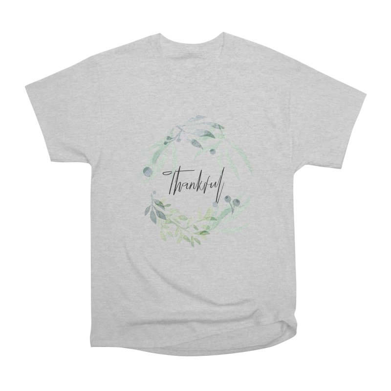 THANKS! Women's Heavyweight Unisex T-Shirt by gasponce