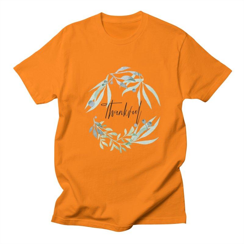 THANKS! Women's Regular Unisex T-Shirt by gasponce