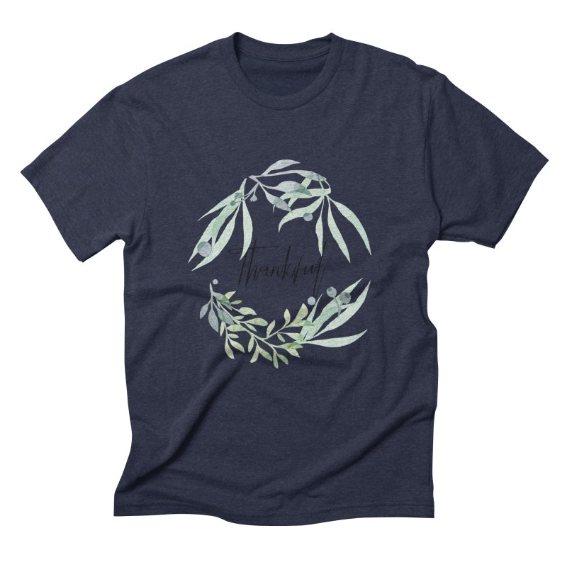 THANKS! Men's Triblend T-Shirt by gasponce