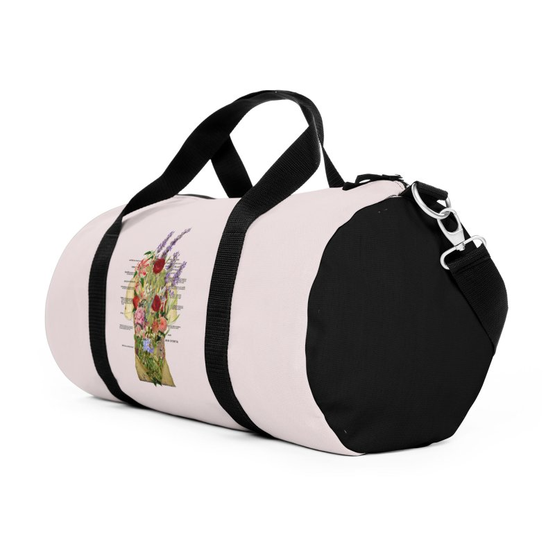 Growth -spring Accessories Duffel Bag Bag by gasponce