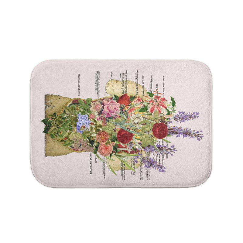 Growth -spring Home Bath Mat by gasponce