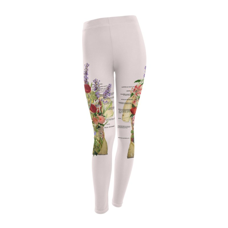 Growth -spring Women's Leggings Bottoms by gasponce