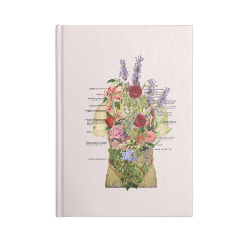 Growth -spring Accessories Blank Journal Notebook by gasponce
