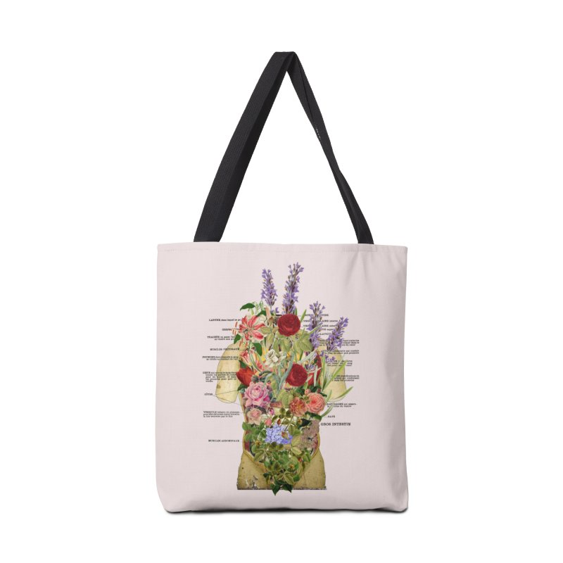 Growth -spring Accessories Tote Bag Bag by gasponce