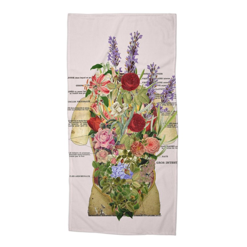 Growth -spring Accessories Beach Towel by gasponce