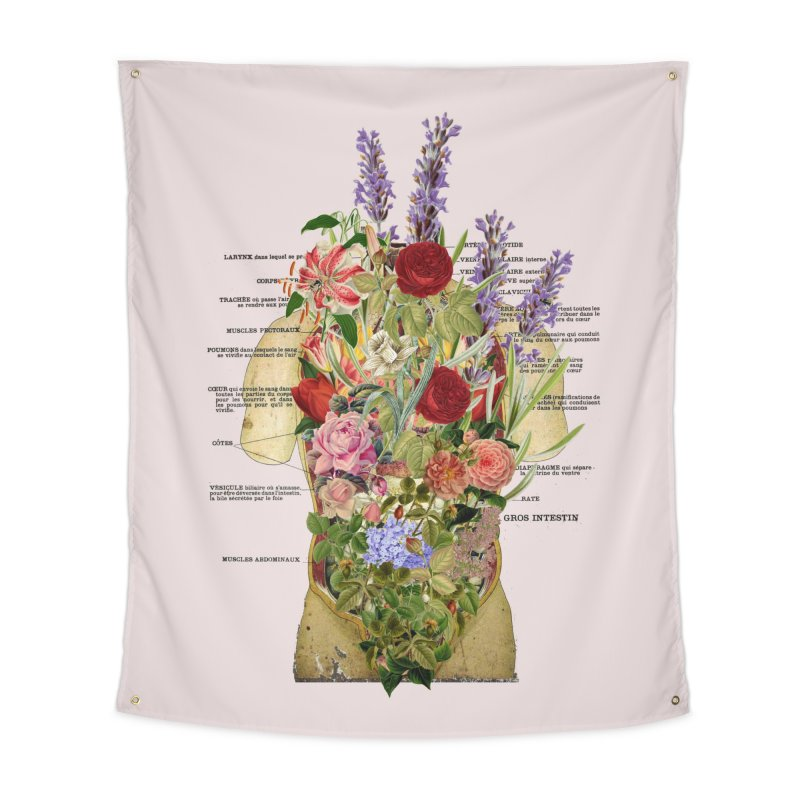 Growth -spring Home Tapestry by gasponce