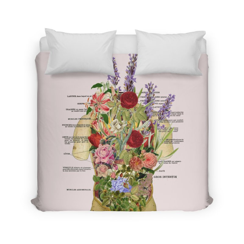 Growth -spring Home Duvet by gasponce