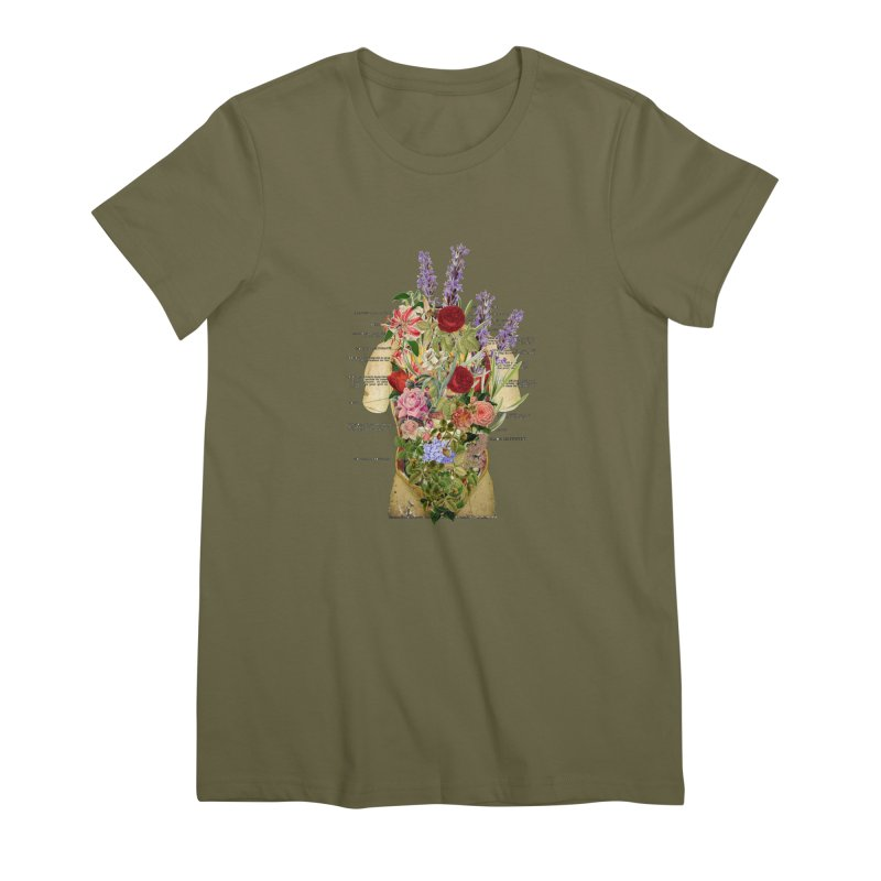 Growth -spring Women's Premium T-Shirt by gasponce