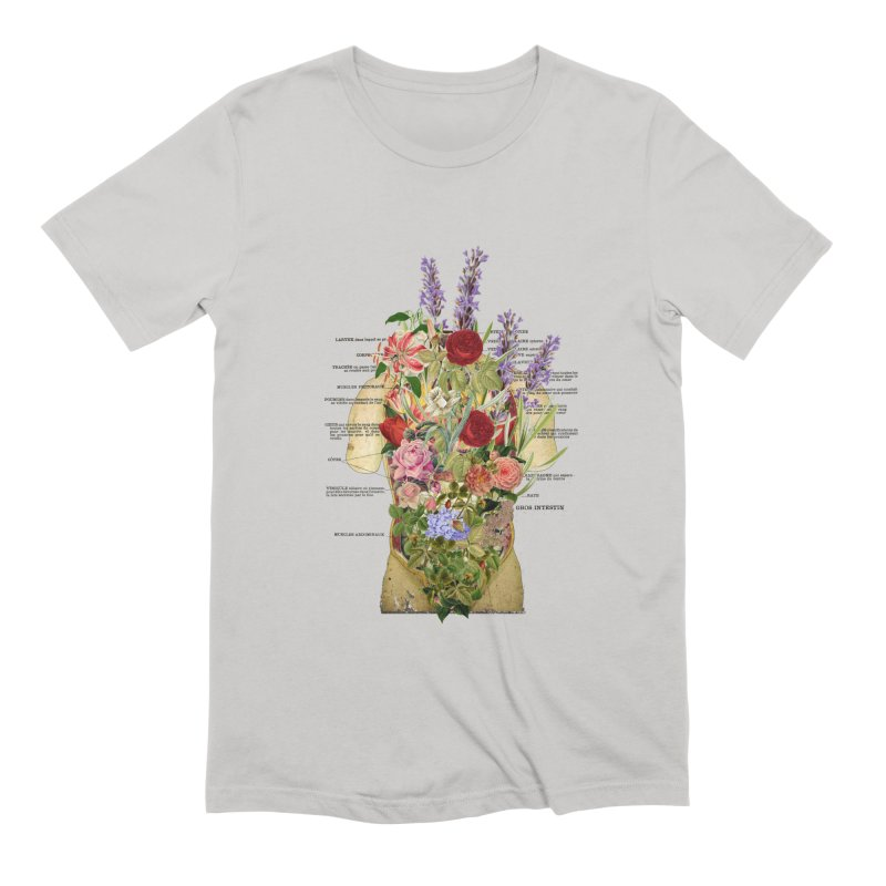 Growth -spring Men's Extra Soft T-Shirt by gasponce