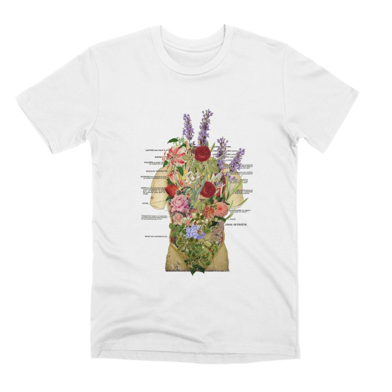 Growth -spring Men's Premium T-Shirt by gasponce