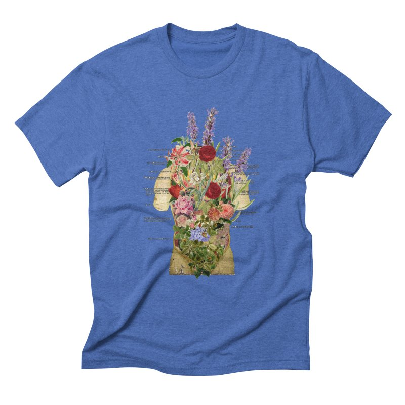 Growth -spring Men's T-Shirt by gasponce