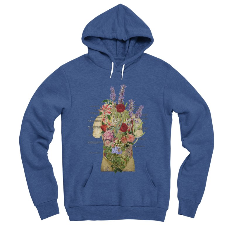 Growth -spring Women's Sponge Fleece Pullover Hoody by gasponce