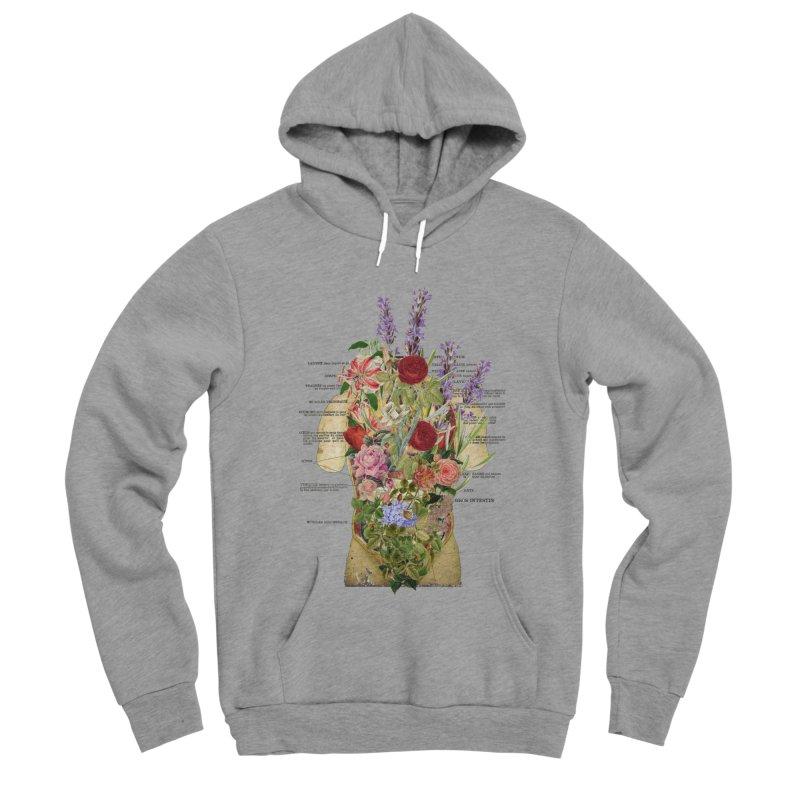 Growth -spring Men's Sponge Fleece Pullover Hoody by gasponce