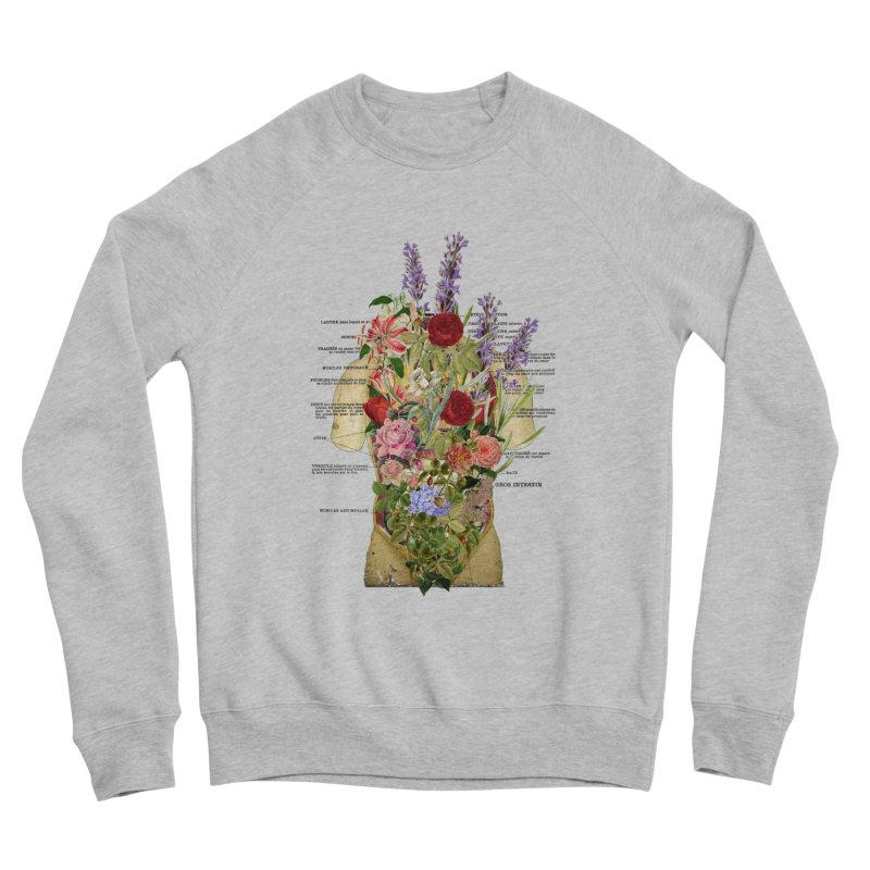Growth -spring Women's Sponge Fleece Sweatshirt by gasponce