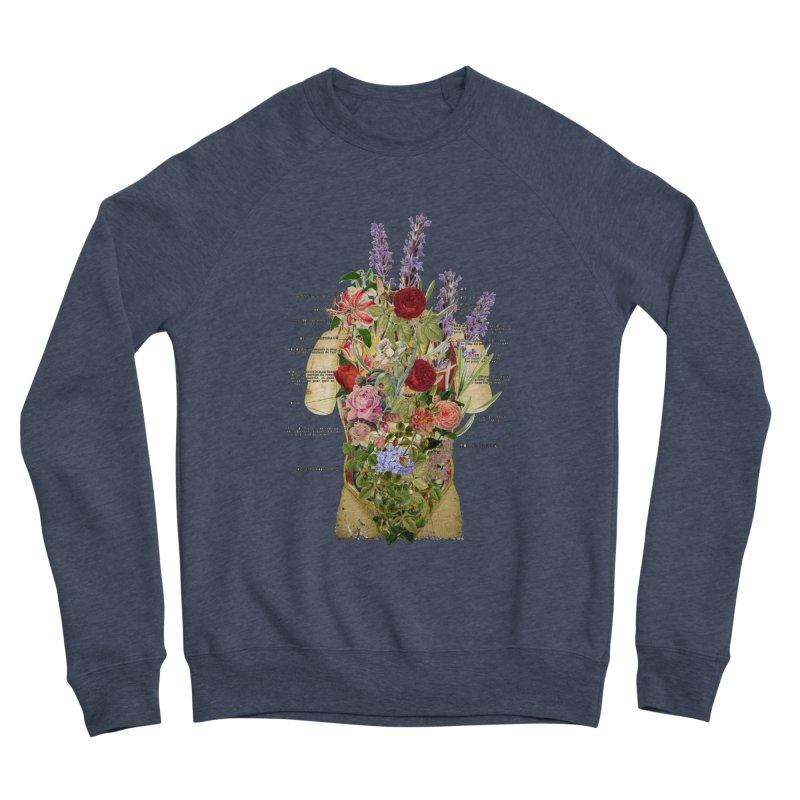Growth -spring Men's Sponge Fleece Sweatshirt by gasponce