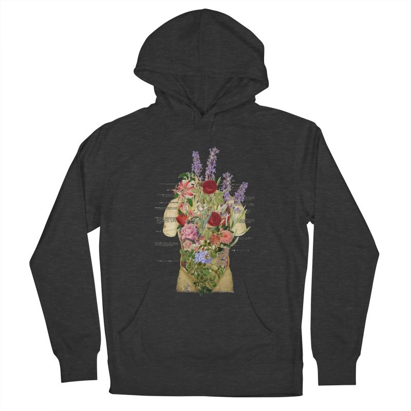 Growth -spring Women's French Terry Pullover Hoody by gasponce