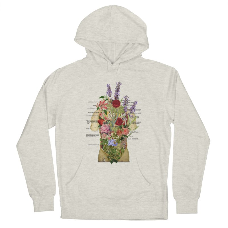 Growth -spring Men's French Terry Pullover Hoody by gasponce