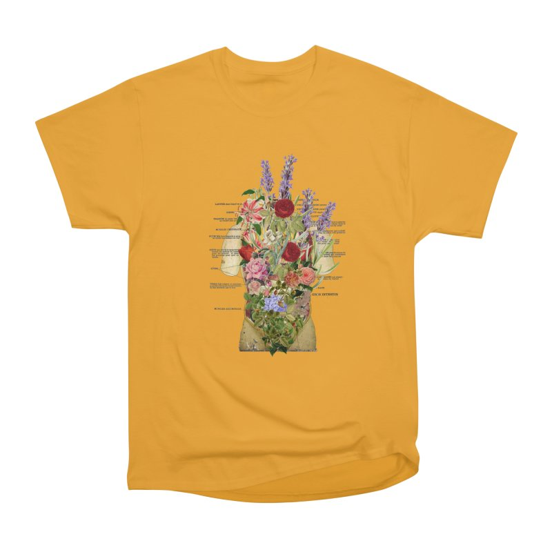 Growth -spring Men's Heavyweight T-Shirt by gasponce