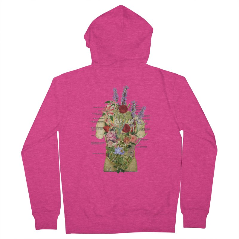Growth -spring Women's French Terry Zip-Up Hoody by gasponce