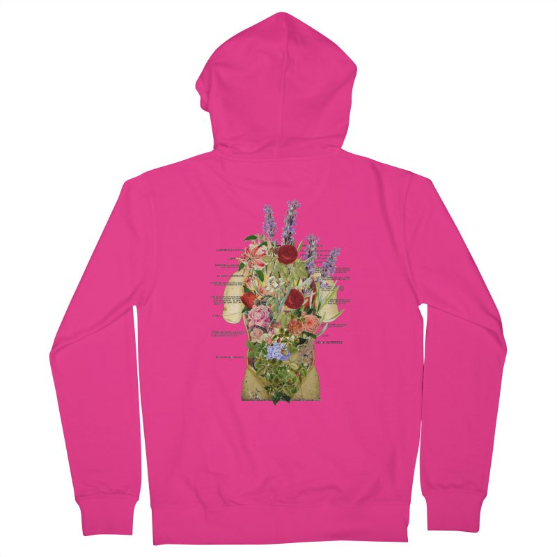 Growth -spring Men's French Terry Zip-Up Hoody by gasponce