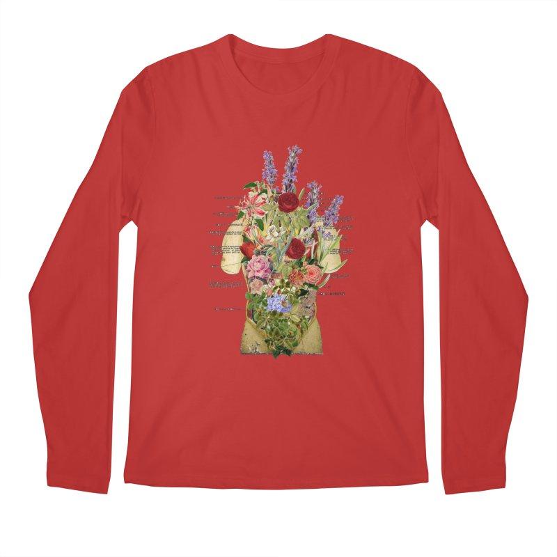 Growth -spring Men's Regular Longsleeve T-Shirt by gasponce